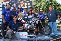Carlos Campano se proclama Campeón del Mundo de MX3