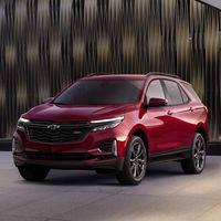 Chevrolet Equinox 2021, el SUV se actualiza y estrena versión RS
