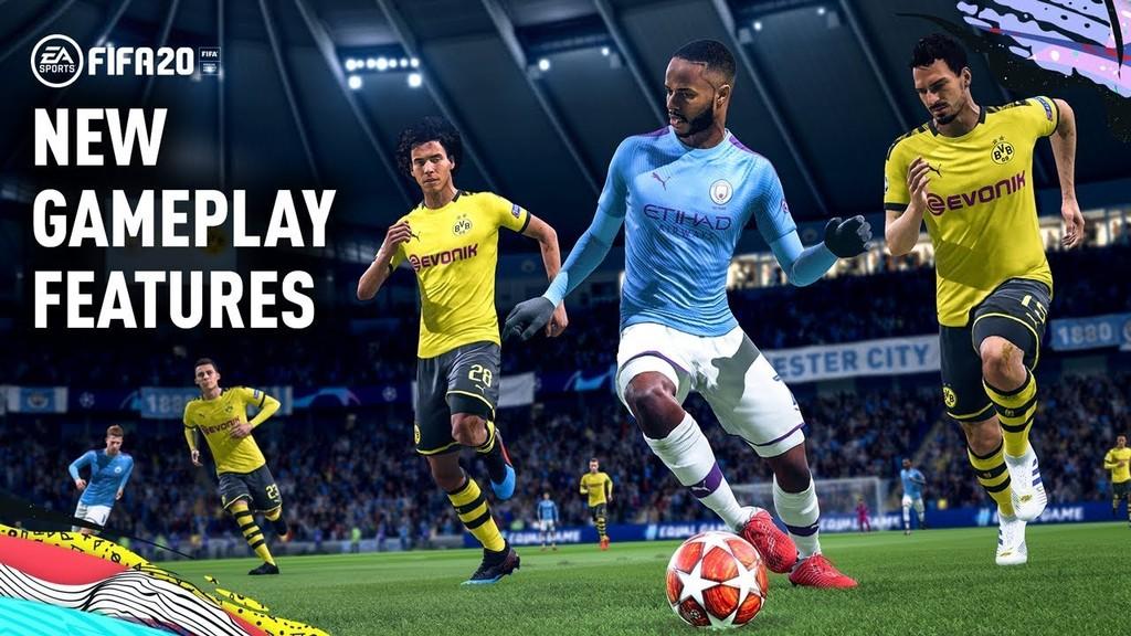 FIFA 20 presenta los nuevos chuts a balón parado y los uno-contra-uno en minuto y medio de gameplay