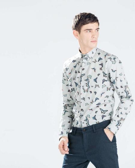 Rebajas Zara Prendas Primavera 2015 Trendencias Hombre