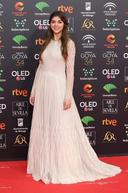 Premios Goya 2020 Carmen Arrufat 2