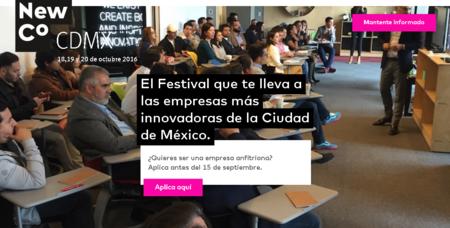 NewCo CDMX es el festival que te conecta con las empresas más innovadoras de México