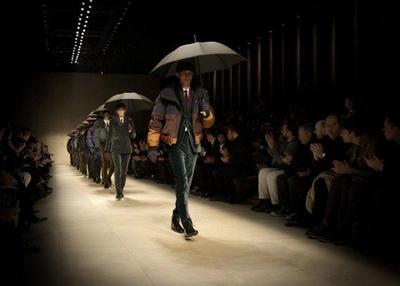 Burberry Otoño-Invierno 2012/2013, Semana de la Moda de Milán