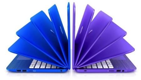 Los HP Stream se actualizan con nuevos colores, mayor autonomía y Windows 10