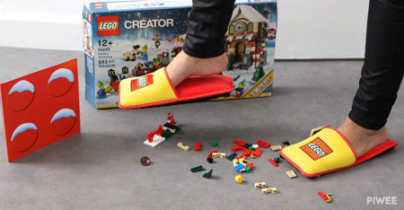 Anti Lego Slippers Brand Station 4