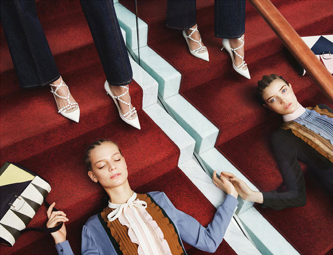 Valentino Zapatos 2015