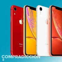 El Apple iPhone XR de 128 GB es un chollazo en eBay: lo tienes por sólo 429 euros con envío gratuito