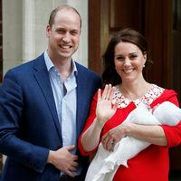 Y por fin conocemos el nombre del tercer hijo de Kate Middleton y el príncipe Guillermo