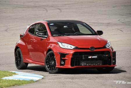 Toyota Gr Yaris Opiniones Prueba Video Mexico 10