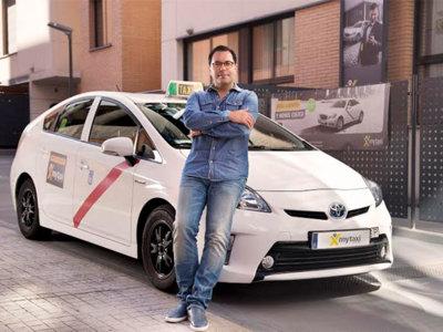 """""""Uber tiene que llegar a un acuerdo con las reglas del juego"""", entrevista a Antonio Cantalapiedra, CEO en España de myTaxi"""