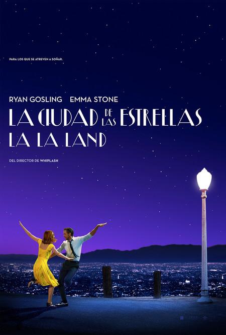Poster de La Ciudad De Las Estrellas - La La Land