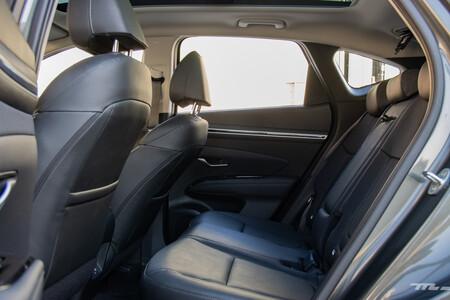 Hyundai Tucson Prueba De Manejo Opinones Mexico Resena 47