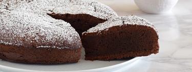 Torta tenerina, receta italiana sin gluten y sin levadura para fanáticos del chocolate