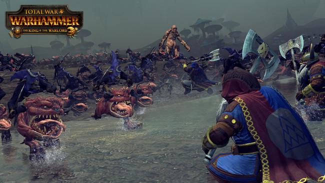 Total War Warhammer El Rey Y El Kaudillo Dlc 01