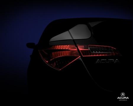 Teaser Acura BMW X6