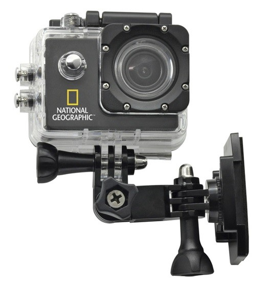 National Geographic Full HD ActionCam de 12MP
