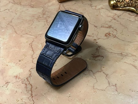 Suritt Correa Apple Watch Sidney Azul