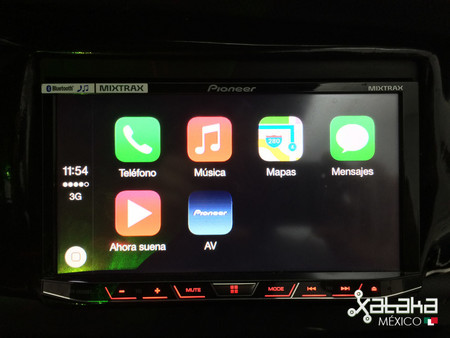 Pioneer Carplay Mexico 04