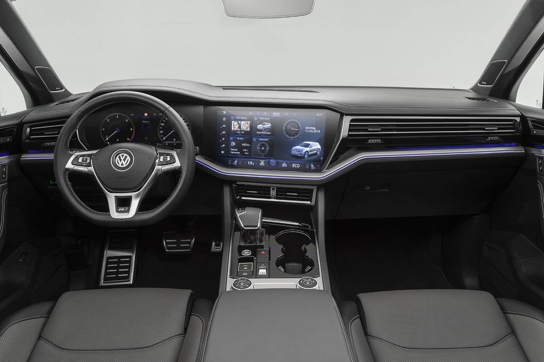 Foto de Volkswagen Touareg 2018 (73/87)