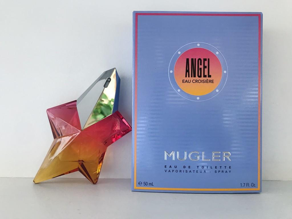 Thierry Mugler nos trae el veranillo de inmediato con su último perfume Angel Eau Croisière