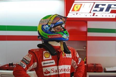 Felipe Massa no se siente presionado para la próxima temporada
