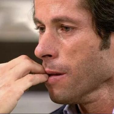 Canales Rivera, destrozado y a punto de abandonar 'Sálvame' para siempre tras la puñalada de Antonio David