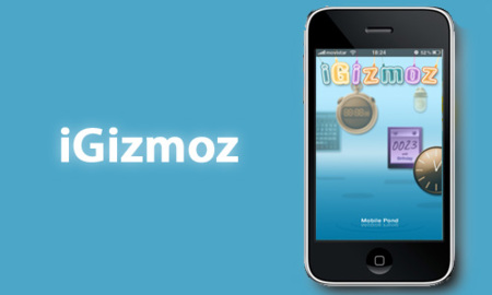 Probamos iGizmoz, un dashboard para el iPhone e iPod touch