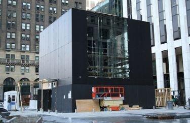 La tienda 24 horas de Apple en Manhattan pronto en marcha