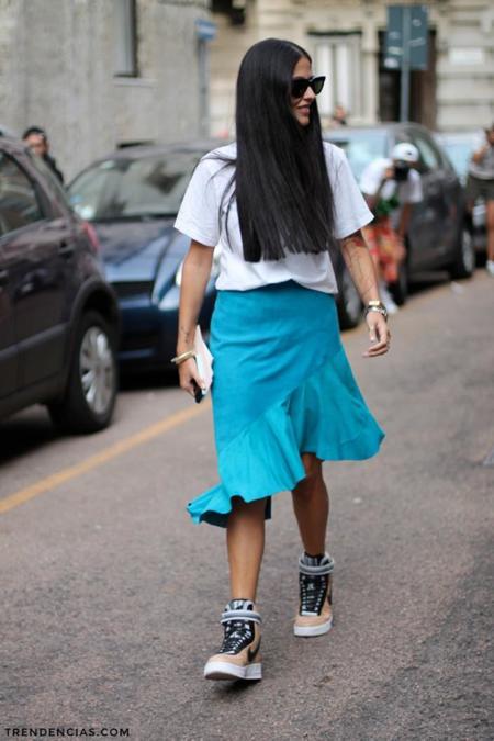 Street Style Milan September 08