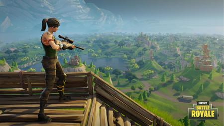 Fortnite Battle Royale recibe un nuevo modo de juego temporal dedicado a los francotiradores