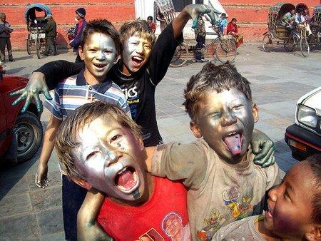 El Festival de Holi: La fiesta del color en India y Nepal