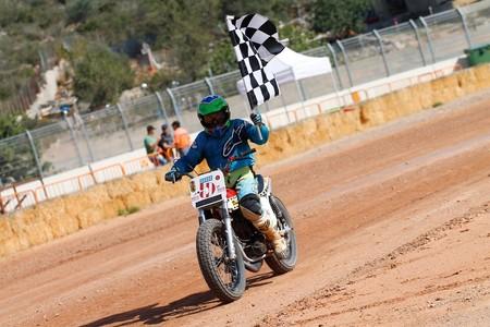 Ferran Mas Flat Track Ricardo Tormo Valencia