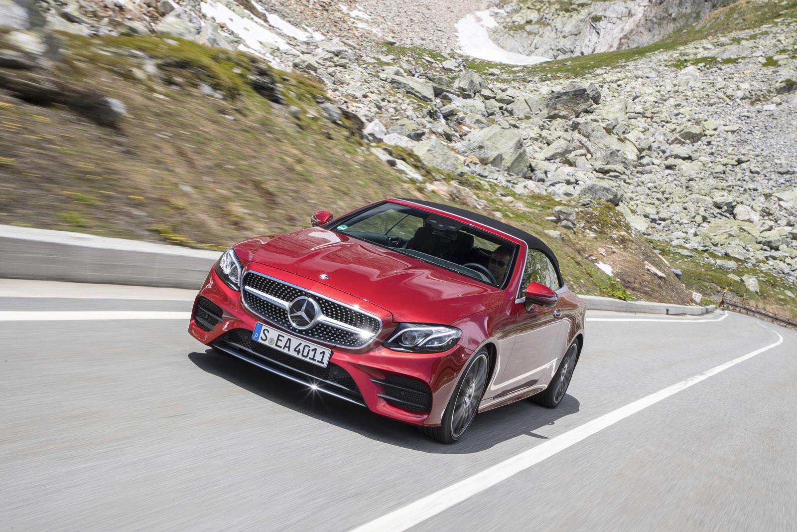 Foto de Mercedes-Benz Clase E Cabrio, toma de contacto (150/156)