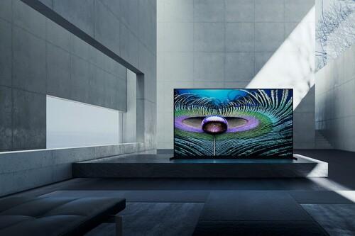 Sony tiene listos sus nuevos televisores para 2021: con Google TV, estrenan el nuevo procesador cognitivo de la marca
