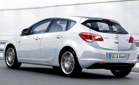 Opel Astra 2010, posible fotografía oficial