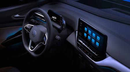 Volkswagen Id 4 Interior 03