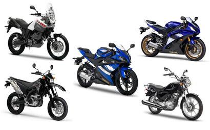 Novedades Yamaha 2008
