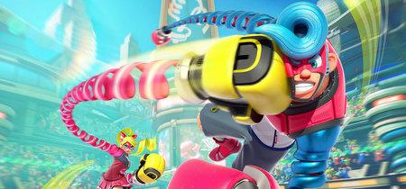 ¿Será 'ARMS' el puñetazo que nadie esperaba de Nintendo Switch?