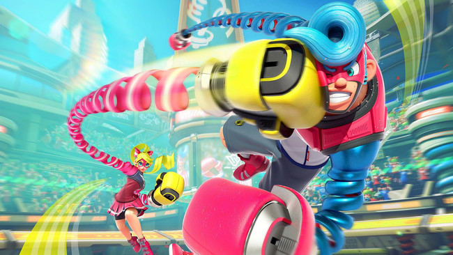 Arms Nintendo℗ Switch