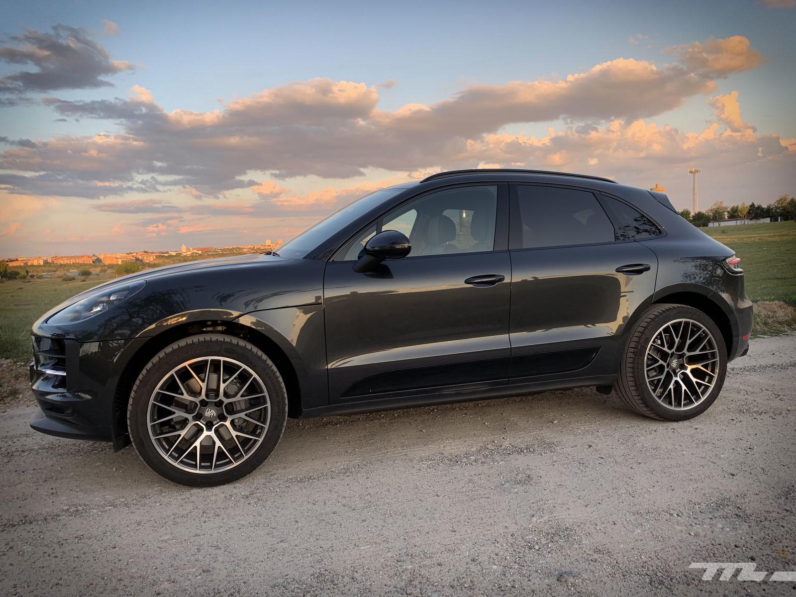 Foto de Porsche Macan S (prueba) (8/28)