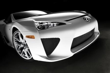 Lexus podría estar probando un LFA híbrido