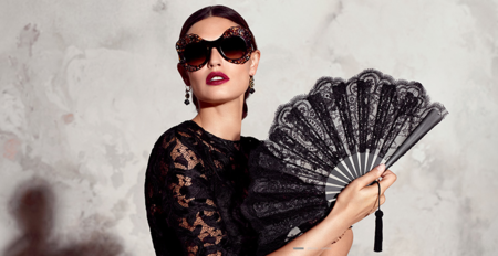 Las gafas de sol con sabor español son las de Dolce&Gabbana