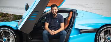 """""""Tenéis tres meses para mejorar este coche eléctrico"""". Así fue la prueba que convenció a Porsche para invertir en Rimac"""