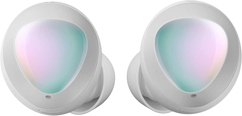 Samsung Electronics Galaxy Buds True Wireless Earbuds (Funda de Carga inalámbrica incluida), Plata – Versión de EE.UU.