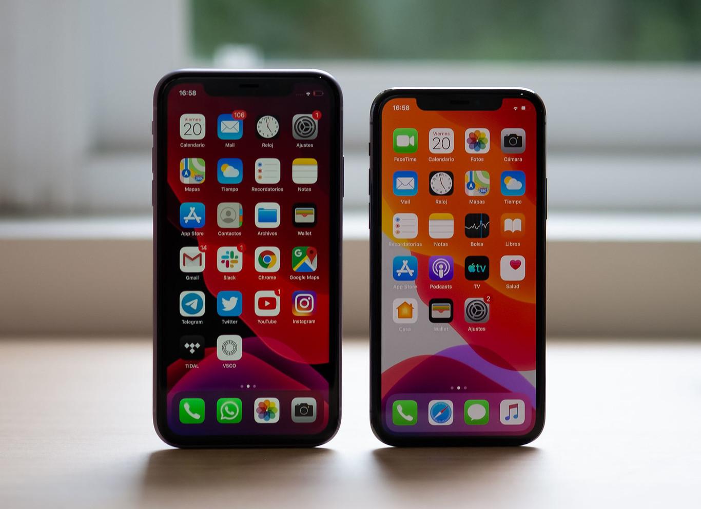 Datos oficiales de Apple: iOS 13 está instalado en el 50% de los iPhone mientras que iPadOS 13 llega al 33%...