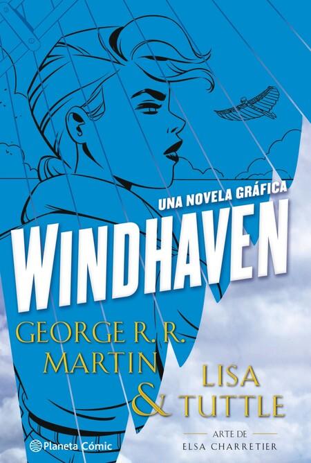 Portada Windhaven