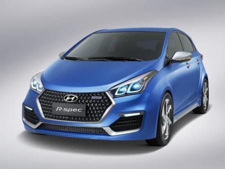 Hyundai HB20 R Spec