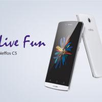 TP-Link también fabricará móviles y se estrenará con su nueva serie Neffos C5