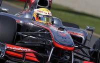 McLaren domina la primera jornada del GP de Australia