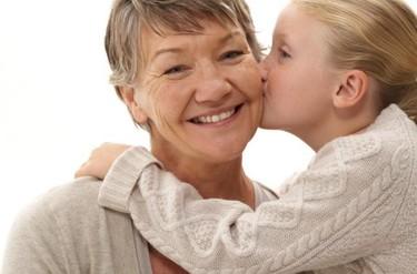 Los niños tienen que poder elegir a quién besar y a quién no